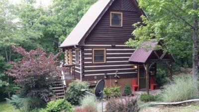 Paint Rock Cabins