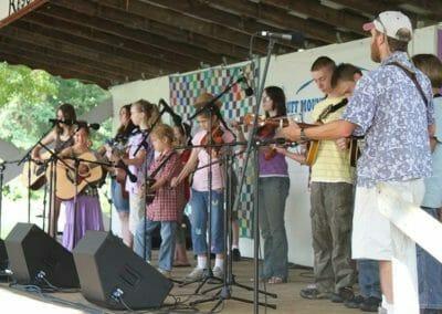 Bluff Mountain Festival