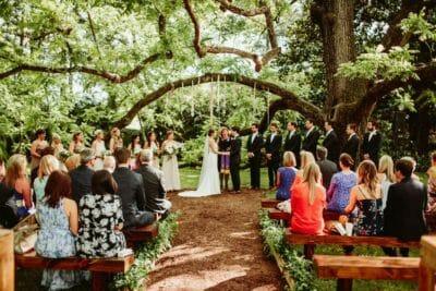 Weddings at Mountain Magnolia Inn