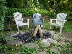 Chestnut Log Cabin
