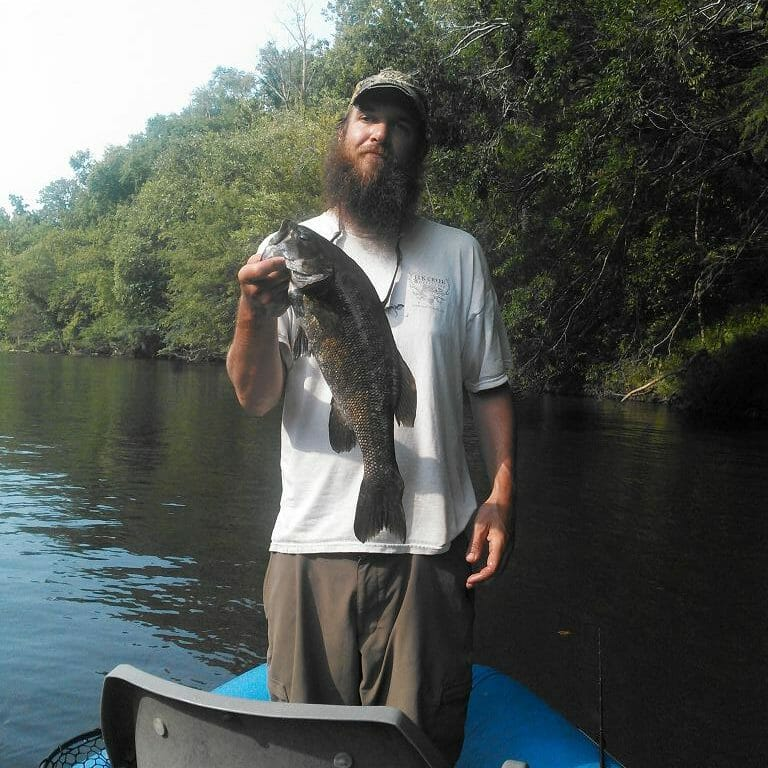 Great Catch Fishing and Rafting on the french Broad River