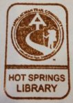 Hot Springs Library AT