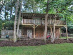 Treetop Cabin Rental