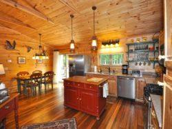 MoonDance River Cabin
