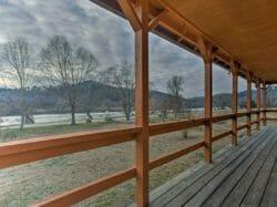 Pleasant Bank Riverfront Rentals