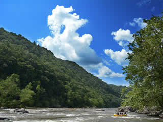 Float down the French Broad