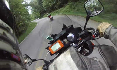 Motorcycle Riding & Driving
