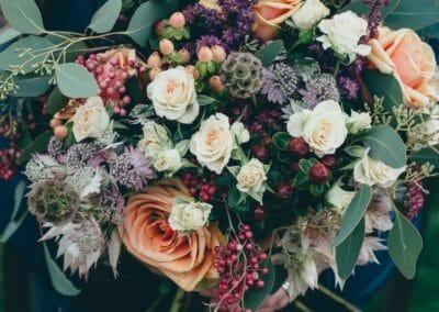 Wedding Flowers in Hot Springs NC